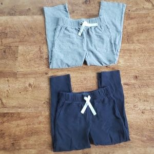 Oshkosh gray and blue boys pants
